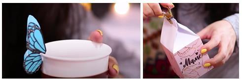 поделка чайный набор