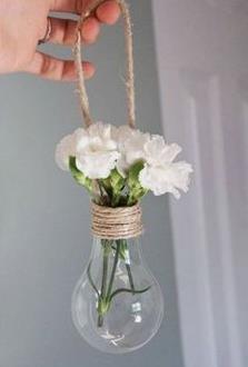 лампа ваза