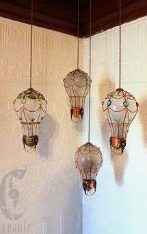лампочки в виде воздушных шаров