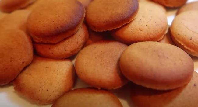 печенье без масла