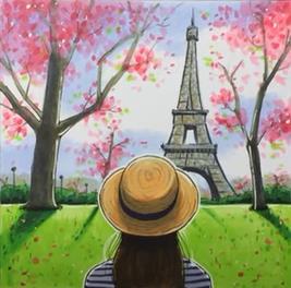 французский пейзаж