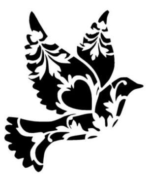 ажурная птаха