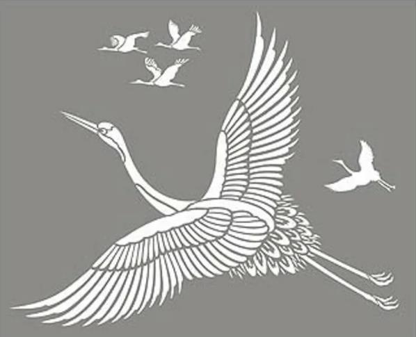 ажурные перья