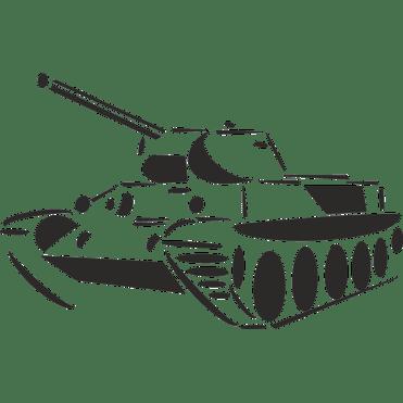 черный танк
