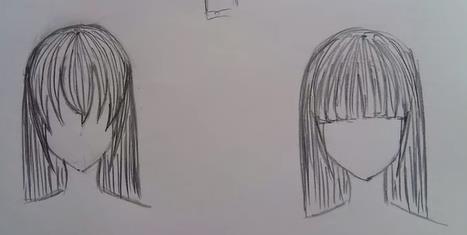 прически аниме