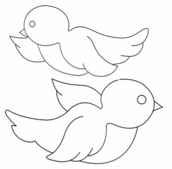 две пташки