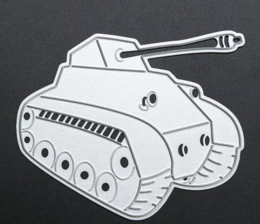 танк вытынанка