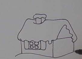 грани фасада дома