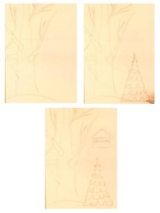 поэтапная инструкция рисования