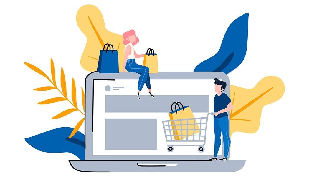 покупка в интернете