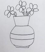 дорисовываем цветы