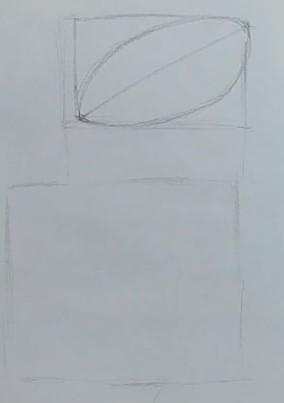 обрисовывам квадраты