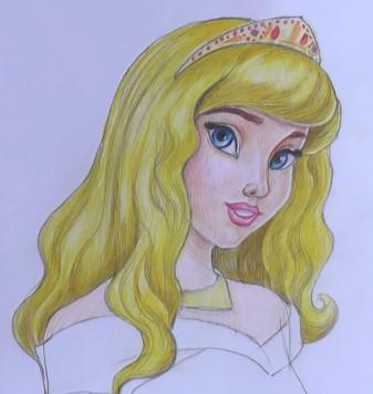 украшаем волосы короной
